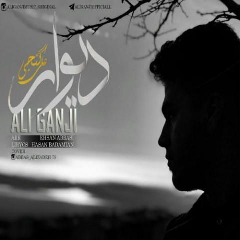دانلود موزیک جدید علی گنجی دیوار