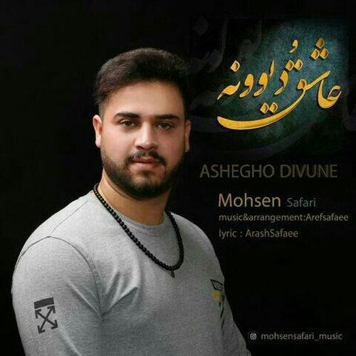 دانلود موزیک جدید محسن صفری عاشق و دیوونه